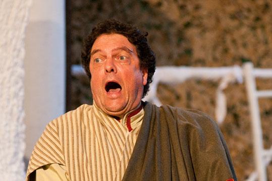 Theater Beat Gärtner  Schauspieler und Regisseur